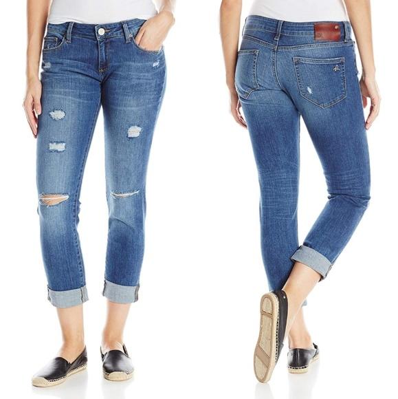 DL1961 Denim - DL1961 Riley Boyfriend Jeans